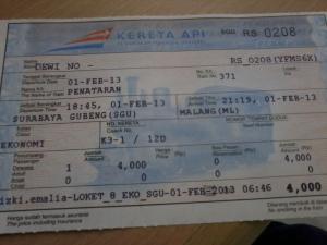 tiketkereta